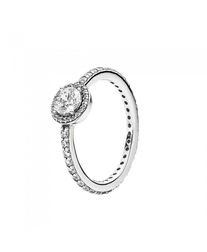PANDORA Classic Elegance Ring 190946cz Sale UK