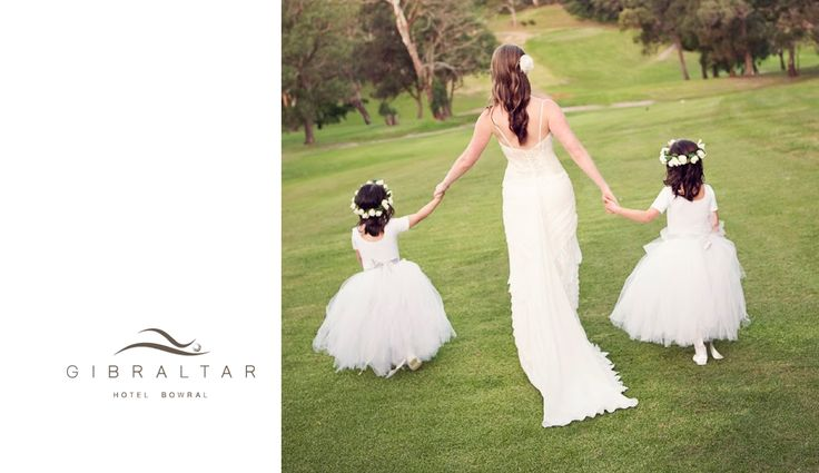 WEDDINGS AT GIBRALTAR HOTEL, BOWRAL