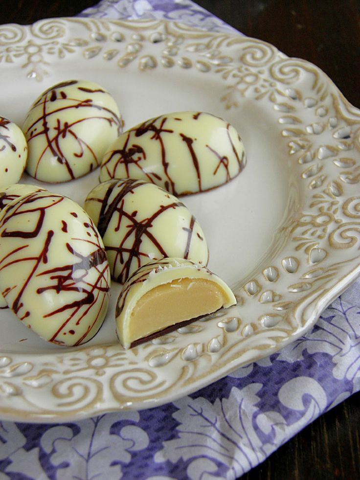 Csokoládé Reformer: Ír krémlikőrös csokoládé tojások
