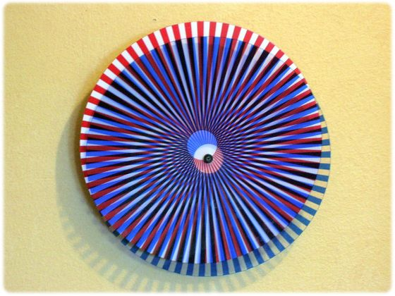 DIY - Recycled your Clock into a Kinetic Art