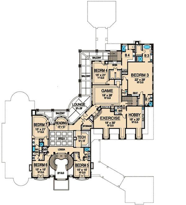 17 Best Images About Design House Plans On Pinterest