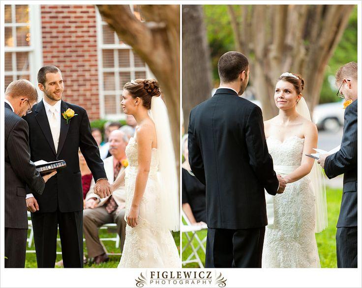Milford House wedding