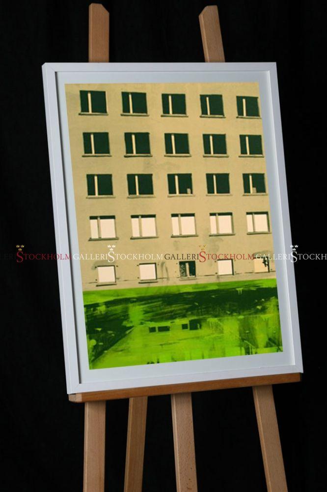 Joakim Allgulander - Litografi - Prora Inn Beställ här! Klicka på bilden.
