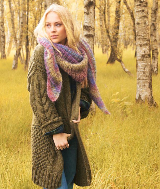 Die schönsten Strickmodelle für den Herbst http://www.fuersie.de/stricken/pullover-stricken/artikel/neue-strickmodelle-in-der-aktuellen-fuer-sie-ausgabe