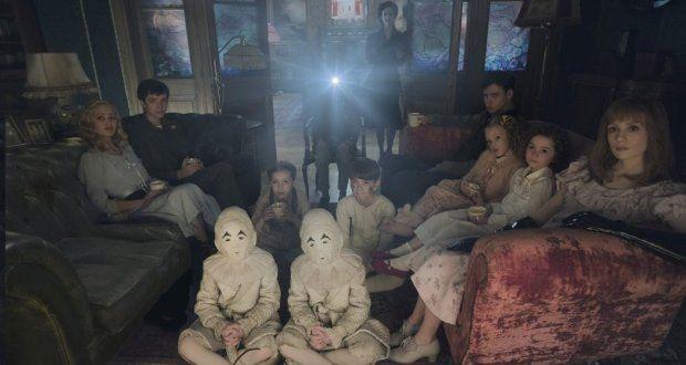 O Lar Das Crianças Peculiares (Miss Peregrine's Home For Peculiar Children, Tim Burton, EUA, Bélgica, Reino Unido)