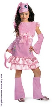 Halloween Costume Idea- My little pony costume