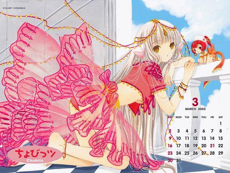 cool Chii – Chobits Anime (216)