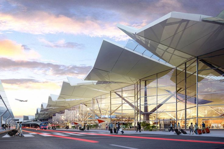 Incheon Airport < Projects | Grimshaw Architects