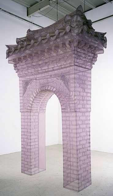 FABRIC ARCHITECTURE Installation & Sculpture | Do-Ho Suh