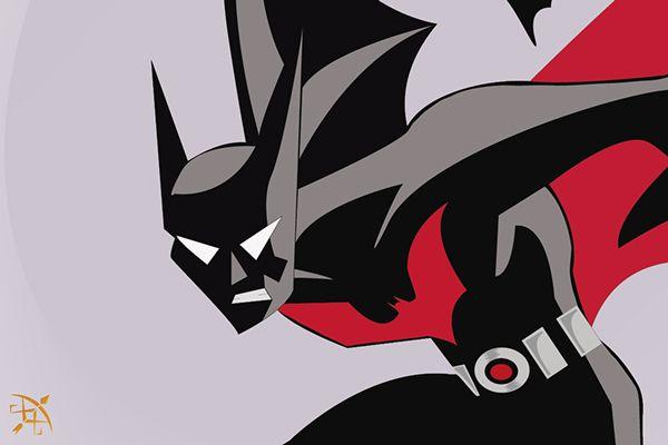 Ilustracion batman on Behance