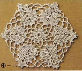 FREE DIAGRAM ~ `*** ♥ ** ♥ ** ♥ ** Crochet and Dreaming *** ♥ ** ': Mini wipes