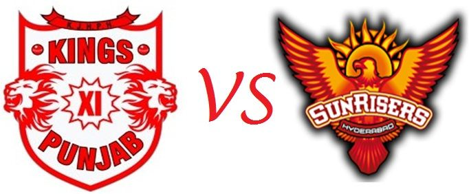 KXIP vs SRH IPL 2016 T20 Match 47th: Live Score Card and Preview