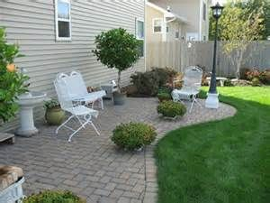 Landscape Around Patio   Bing Images