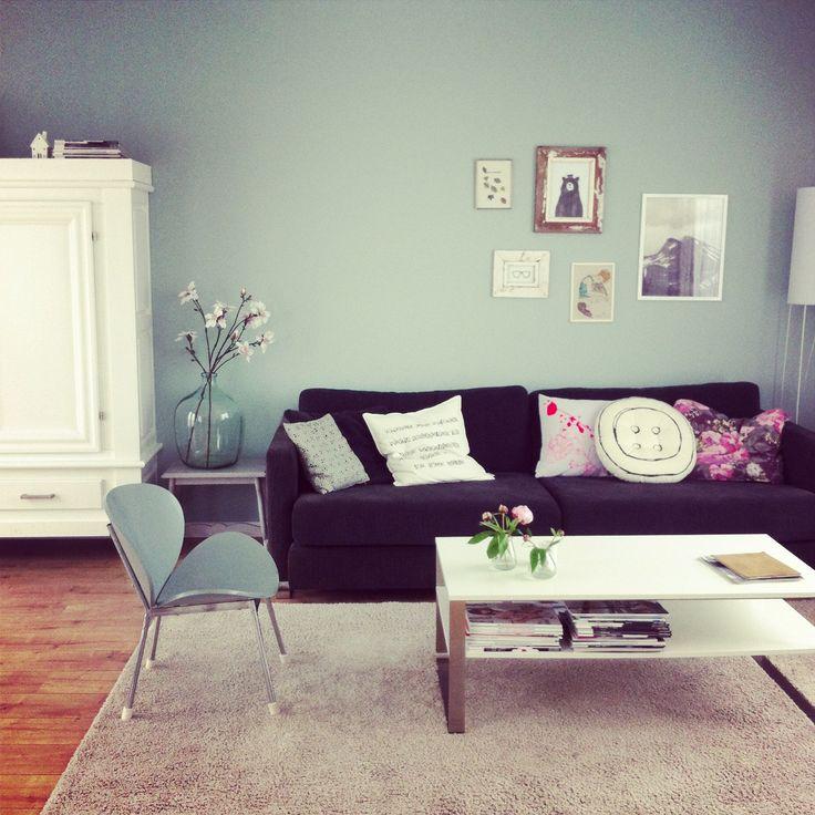 25 beste idee n over keukenmuur kleuren op pinterest Woonideeen woonkamer