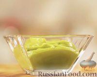 Фото к рецепту: Соус из авокадо и васаби
