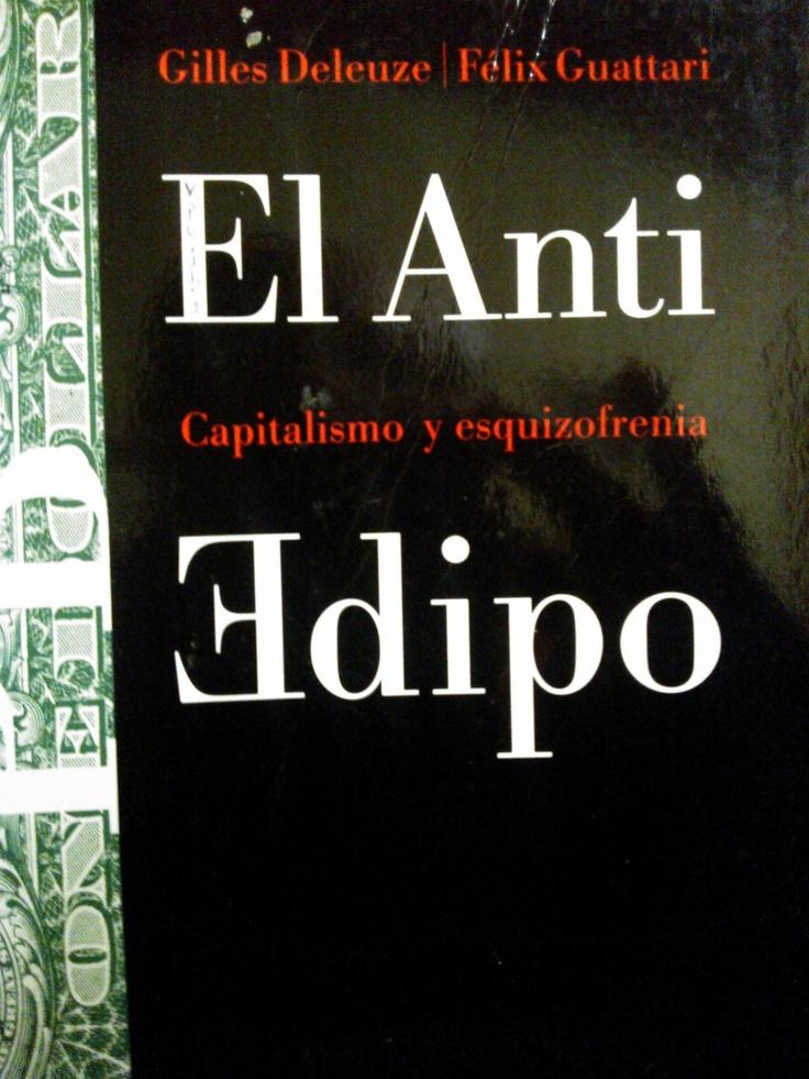 Gilles Deleuze - El Anti Edipo  Serie capitalismo y esquizofrenia #lagalatea