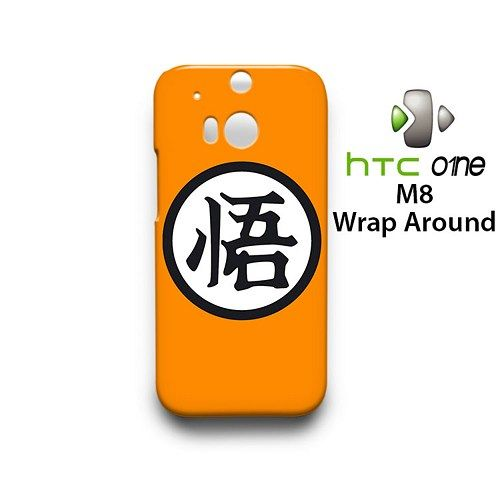 Dragonball Z Goku GI Case for HTC One M8