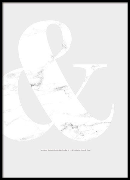 Tavlor med text | Texttavlor | Posters med citat | Typografi affischer | Desenio