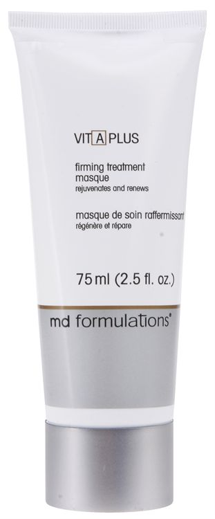Md Formulations - Vit A Plus - Firming Treatment Masque - All Skin Types 75ml  (MDF0013)