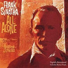Frank Sinatra~ All Alone (1962) Album Cover, Reprise Records