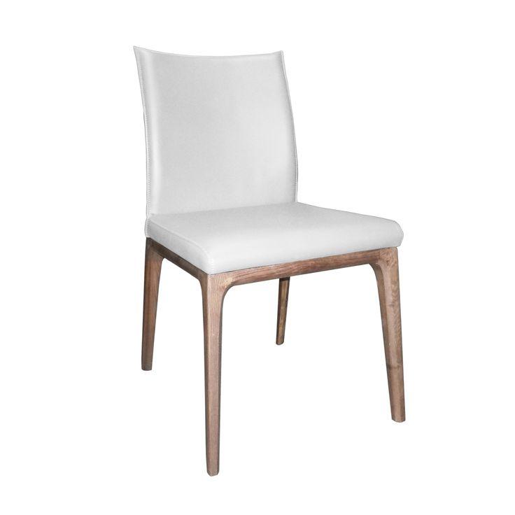 Cityside Furniture - EVA Dining Chair / Walnut Stained Legs, $439.00 (http://citysidefurniture.com.au/eva-dining-chair-walnut-stained-legs/)