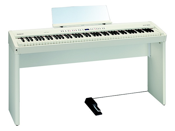 how to connect roland digital piano to computer