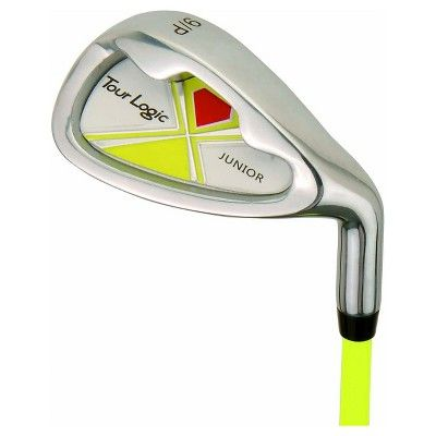 Tour Logic Junior Golf Set 6pc - Yellow