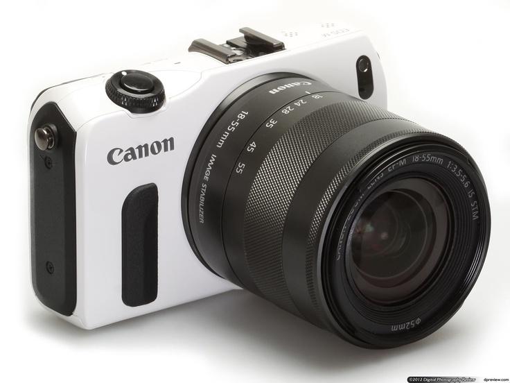 The New Canon EOS M!  799.99$