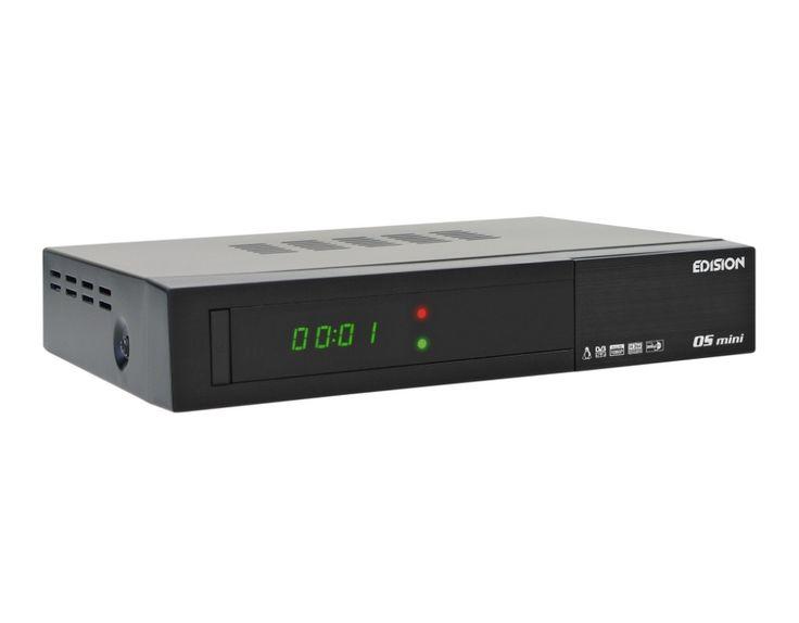 Edision OS Mini Full HD Linux Sat Receiver Wifi 2x DVB-S2  satking.de