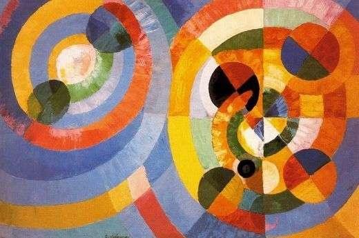 Formes circulaires, par Robert Delaunay