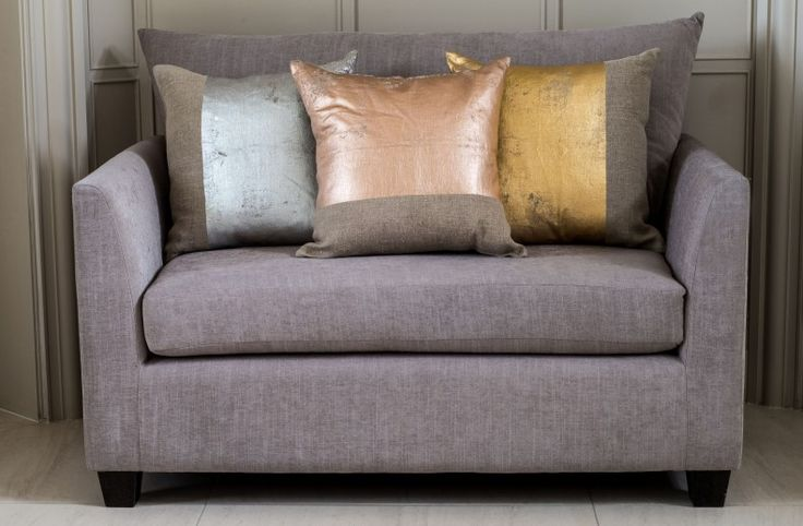 Get the signature look with the Linen and Rose Gold Metallic cushion, adding a chic and stylish feel to any interior. Our cushions are filled with nothing but the finest curled duck feathers for a luxurious finish and the ultimate in warmth and comfort.