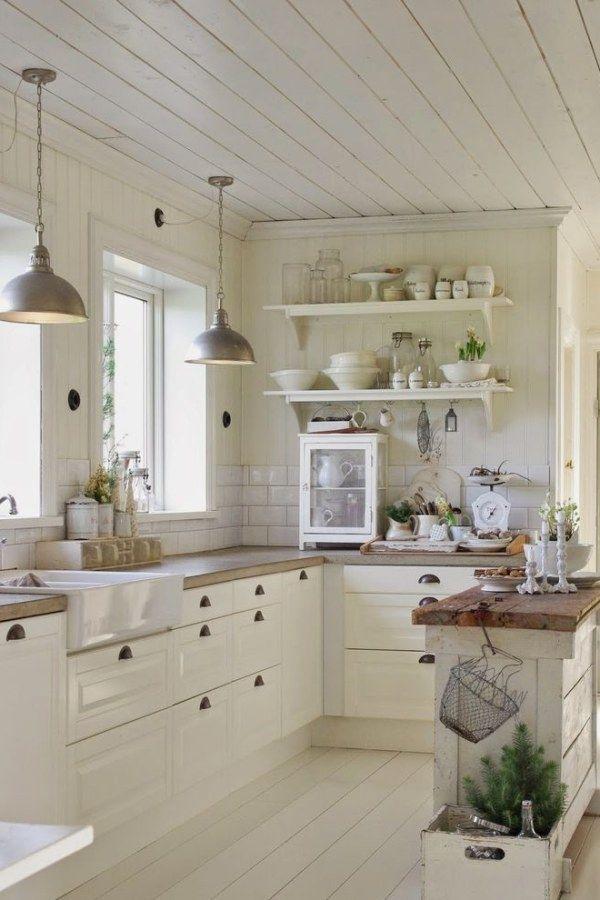 Farmhouse Kitchens 12 Lovely Farm Style Kitchen Decor Ideas For Your