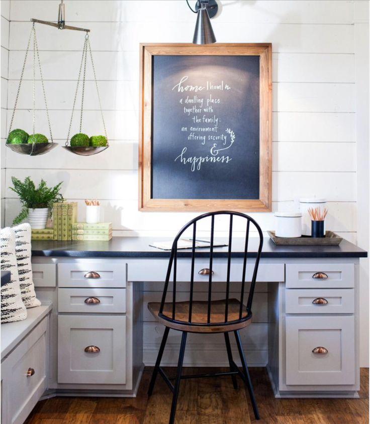 Best 25+ Kitchen Desk Organization Ideas On Pinterest