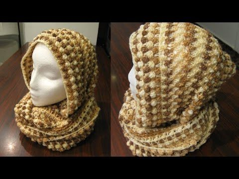 Crochet Infinity Scarf Pattern and Tutorial - Baby to Boomer Lifestyle