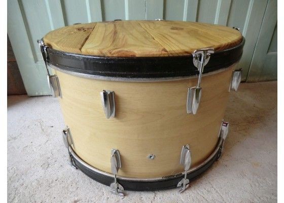 17 Best Ideas About Drum Coffee Table On Pinterest