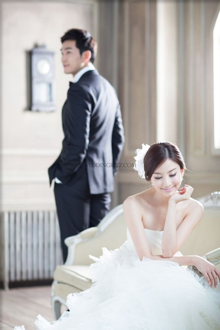 Korea Pre-Wedding Photoshoot - WeddingRitz.com » V Studio 2013 New Sample…