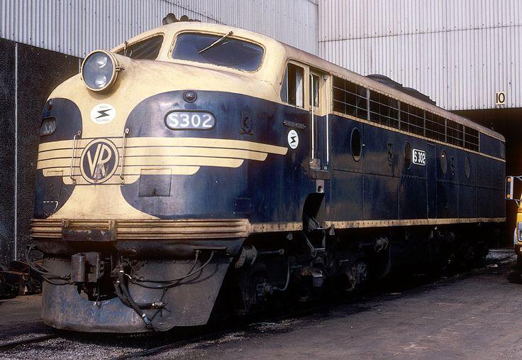 Vic Rail S class
