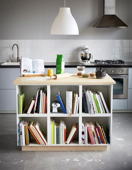 Oltre 20 migliori idee su ripiani per cucina su pinterest - Ikea ripiani per cucina ...