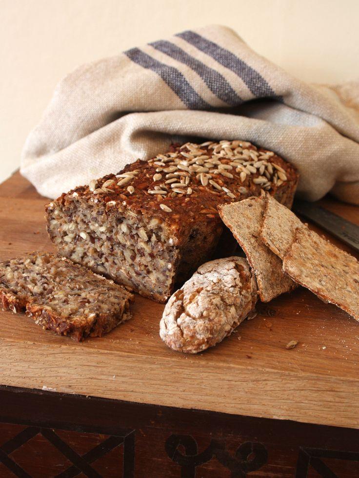 Saras suraste rågbröd