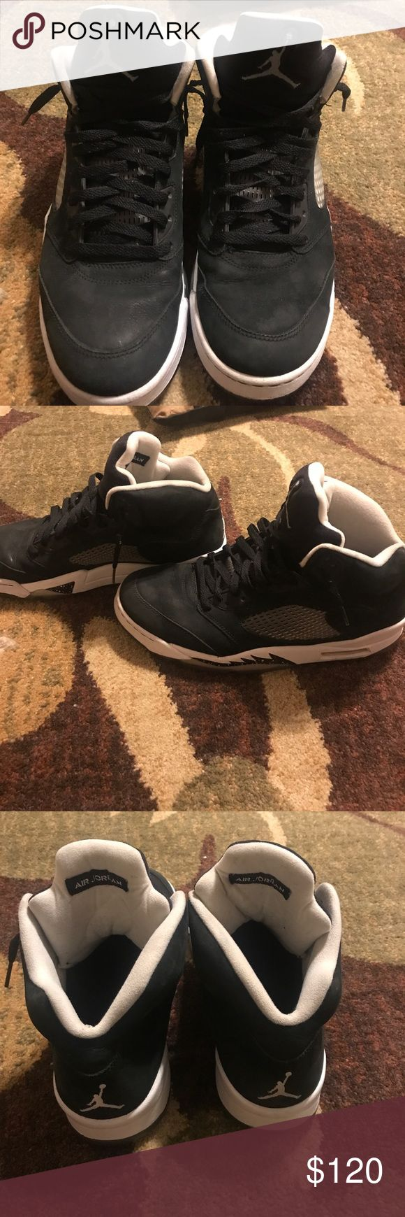 Jordan Oreo 5's Jordan Oreo 5 Shoes . Size 11. Barely worn! NO TRADES! These are my son's and he wants to buy other shoes. One owner . No Smoking Home. Firm on price! Air Jordan Shoes Sneakers