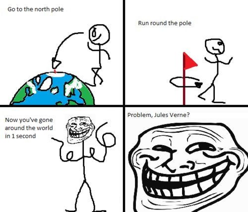 How to Run in the world in Just 1 sec. - Posted in Funny, Troll comics and LOL Images - LOL Heaven