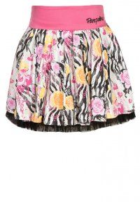 Pampolina - Falda plisada - multicolor