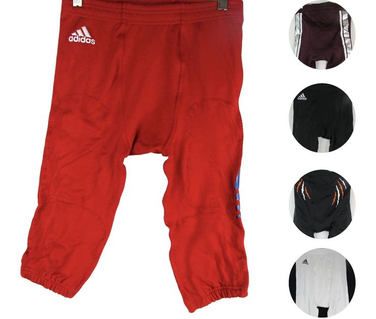 Basketball: Men S Techfit Adidas Authentic Jersey Compression Pants Football Men S A15m -> BUY IT NOW ONLY: $49.99 on eBay!