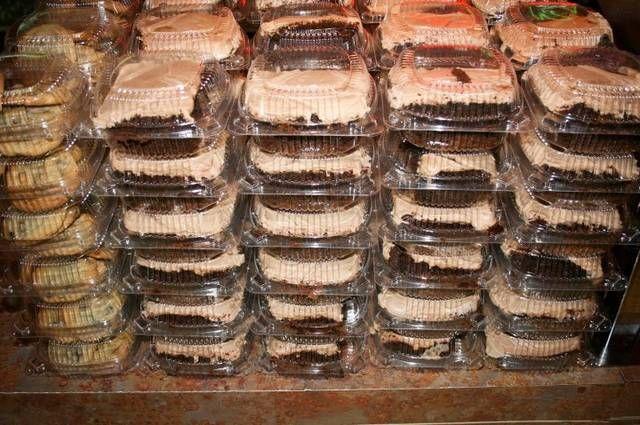 Jakes Tex Mex Chocolate Cake