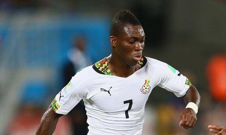 Celtic seek loan deal for Chelsea's Ghanian winger Christian Atsu