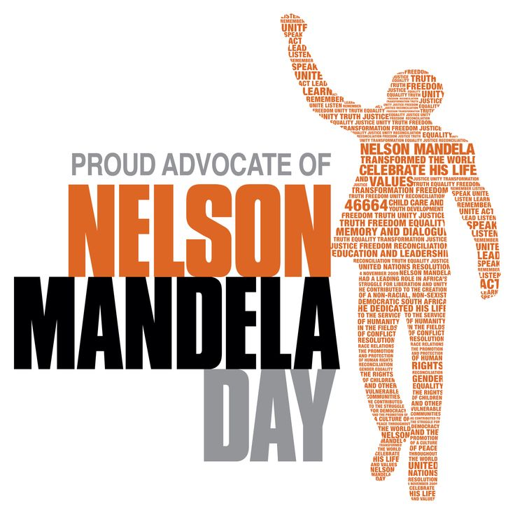 Knit a Square is a proud advocate! http://www.mandeladay.com/calendar/event/knit-a-square-supports-mandela-day