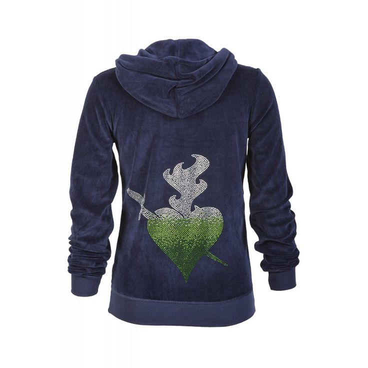VELOUR HOODIE WITH RHINESTONES by @Sugarfree  https://www.sugarfreeshops.com/eng/product/1303/2348/velour-hoodie-with-rhinestones