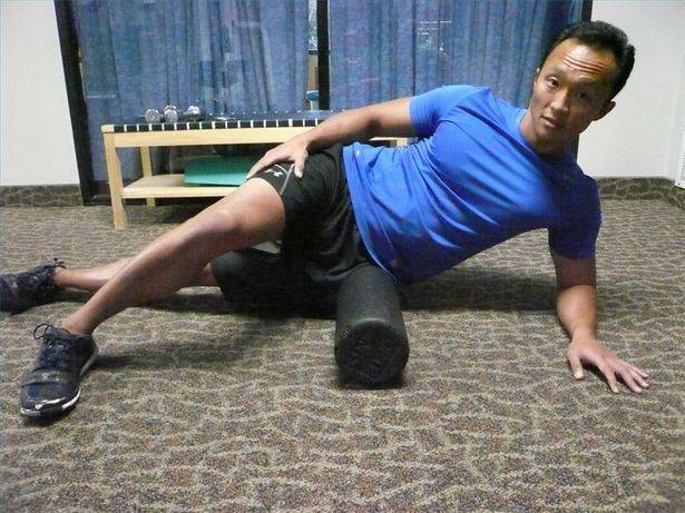 Foam Roller Exercises for SI Joints thumbnail