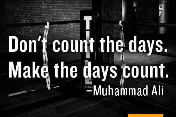 Every Moment Counts Quotes: Make Everyday Count Quotes. QuotesGram