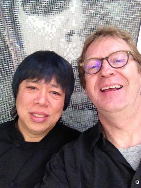 con Alvin Leung *** Bo Innovation